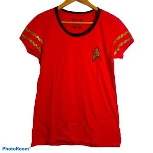 Star Trek Original Series Operations Uniform Shirt